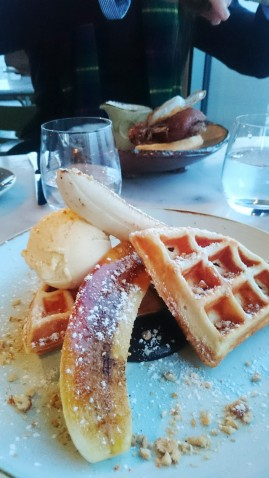 Duck and Waffle, Liverpool Street